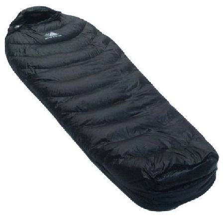 Hyke & Byke Ultralight Sleeping Bag Black