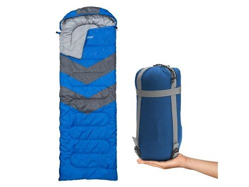 Abco Tech Envelope Lightweight Sleeping Bag | SleepingBagsHub.com
