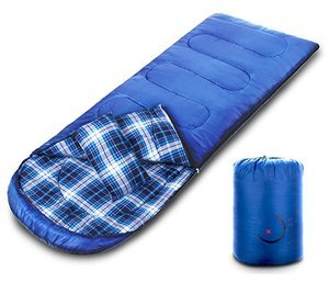 x cheng flannel sleeping bag